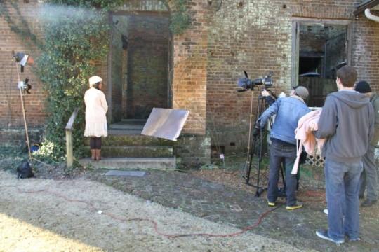 "Jeanette Illidge ""Unconditional"" Behind the Scenes"
