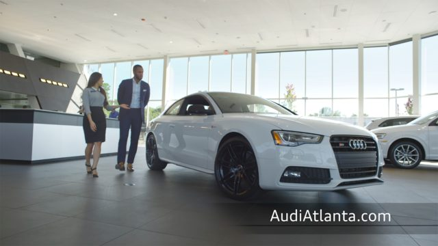 Audi Agency Car Commercial Still 05