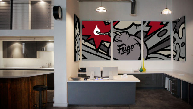 FUGO-Studios-Atlanta-Video-Branding-Agency-Sound-Stage-02-Reception-Artwork-Peter-Ferrari-Muralist