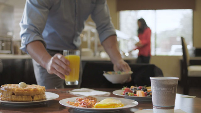 Staybridge-Suites-McDonough-Video-Production-Agency-02-Food-Stylist
