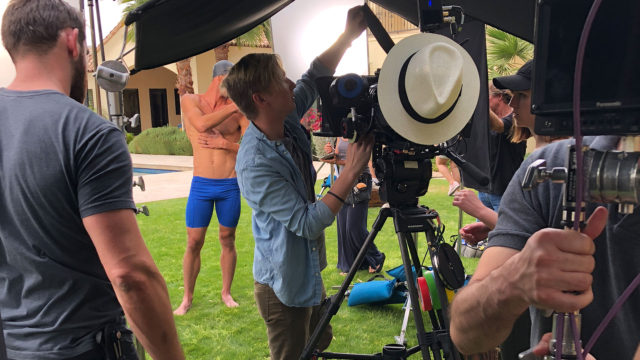 MICHAEL-PHELPS-HUGGIES-FIRST-SWIM-OLYMPICS-ON-SET-07
