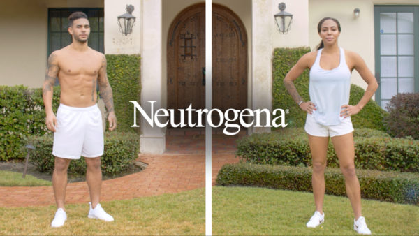 Neutrogena with Sydney Leroux and Dom Dwyer